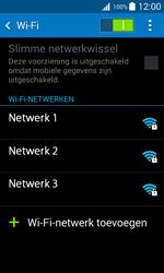 Samsung Galaxy Trend 2 Lite (G318H) - WiFi - Verbinden met een netwerk - Stap 6