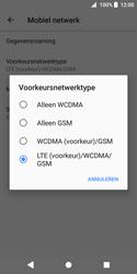 Sony Xperia XZ2 Compact - Netwerk - Wijzig netwerkmodus - Stap 7