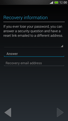 HTC One Mini - Applications - Setting up the application store - Step 14