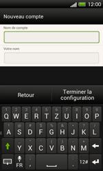 HTC One SV - E-mail - Configuration manuelle - Étape 16
