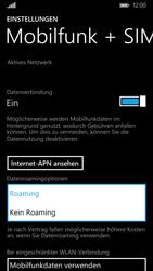 Nokia Lumia 830 - Ausland - Auslandskosten vermeiden - Schritt 8