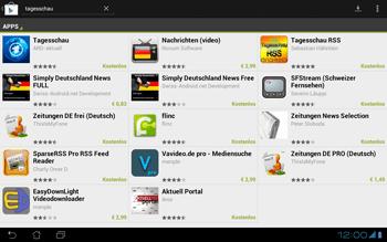 Asus Padfone - Apps - Herunterladen - 8 / 24