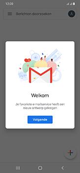Samsung Galaxy A20e - E-mail - e-mail instellen (gmail) - Stap 14