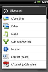 HTC A510e Wildfire S - MMS - hoe te versturen - Stap 10
