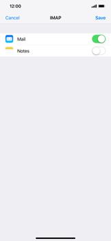 Apple iPhone XS Max - E-mail - Manual configuration - Step 16