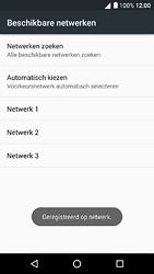 Alcatel A3 - netwerk en bereik - gebruik in binnen- en buitenland - stap 10