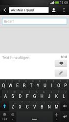 HTC Desire 601 - MMS - Erstellen und senden - Schritt 13