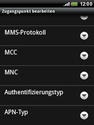HTC A3333 Wildfire - MMS - Manuelle Konfiguration - Schritt 12