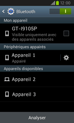Samsung I9105P Galaxy S II Plus - Bluetooth - connexion Bluetooth - Étape 10