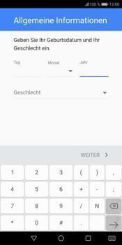 Huawei Mate 10 Lite - Apps - Konto anlegen und einrichten - 7 / 19