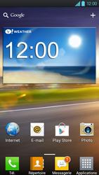 LG P880 Optimus 4X HD - MMS - Configuration automatique - Étape 3