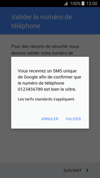 Samsung Samsung Galaxy J3 2016 - Applications - Configuration de votre store d