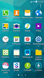 Samsung G800F Galaxy S5 Mini - WLAN - Manuelle Konfiguration - Schritt 3