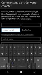 Microsoft Lumia 950 - Applications - Créer un compte - Étape 10