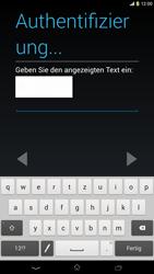 Sony Xperia Z Ultra LTE - Apps - Konto anlegen und einrichten - 0 / 0