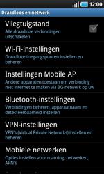 Samsung I9000 Galaxy S - Buitenland - Bellen, sms en internet - Stap 6