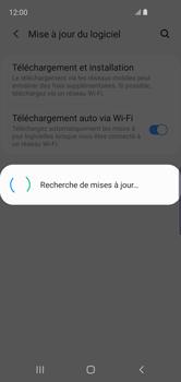 Samsung Galaxy S10e - Logiciels - Installation de mises à jour - Étape 7