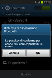 Samsung Galaxy Fame Lite - Bluetooth - Collegamento dei dispositivi - Fase 7