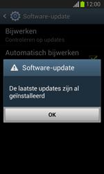 Samsung S7390 Galaxy Trend Lite - Software update - update installeren zonder PC - Stap 7