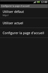 HTC A6262 Hero - Internet - Configuration manuelle - Étape 18