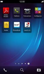 BlackBerry Z10 - E-mail - Configurazione manuale - Fase 3