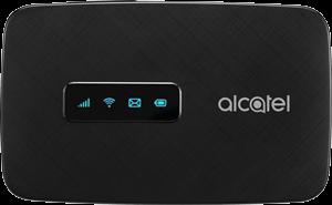 Alcatel MW40V - Aller plus loin - Restaurer les paramètres d'usines - Étape 1