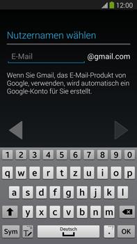 Samsung Galaxy Note III LTE - Apps - Einrichten des App Stores - Schritt 7