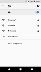 Sony Xperia XA2 - Wi-Fi - Connect to Wi-Fi network - Step 9