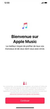Apple iPhone XR - Photos, vidéos, musique - Ecouter de la musique - Étape 3