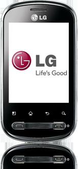 LG P350 Optimus Me