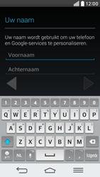 LG D620 G2 mini - Applicaties - Account aanmaken - Stap 5