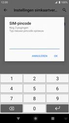 Sony xperia-xz-premium-g8141-android-pie - Beveiliging en ouderlijk toezicht - Hoe wijzig ik mijn SIM PIN-code - Stap 10