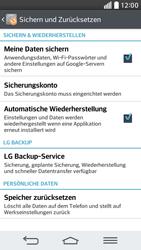 LG G2 mini - Fehlerbehebung - Handy zurücksetzen - 8 / 12