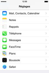 Apple iPhone 4s iOS 8 - MMS - Configuration manuelle - Étape 10