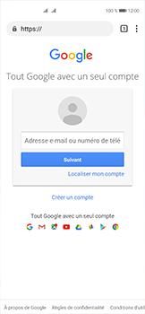 Huawei P40 - E-mails - Ajouter ou modifier votre compte Gmail - Étape 10
