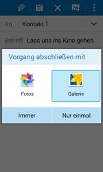 Samsung Galaxy J1 - E-Mail - E-Mail versenden - 13 / 20