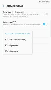 Samsung Samsung G928 Galaxy S6 Edge + (Android N) - Réseau - Changer mode réseau - Étape 7
