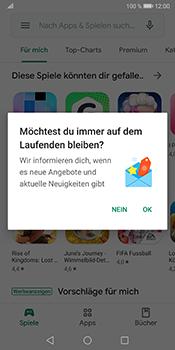 Huawei Mate 10 Pro - Android Pie - Apps - Nach App-Updates suchen - Schritt 5