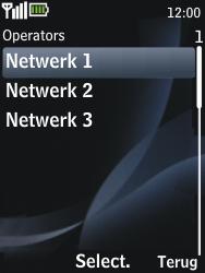 Nokia 2730 classic - Netwerk - gebruik in het buitenland - Stap 11