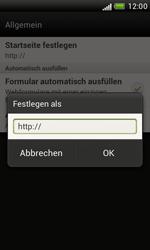HTC Desire X - Internet - Manuelle Konfiguration - 21 / 23