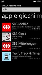 HTC Windows Phone 8X - Applicazioni - Installazione delle applicazioni - Fase 11