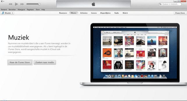 Apple iPhone 4 met iOS 7 - Software - PC-software installeren - Stap 5