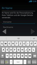 Huawei Ascend G526 - Apps - Einrichten des App Stores - Schritt 4