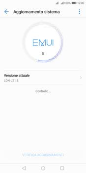 Huawei Y7 (2018) - Software - Installazione degli aggiornamenti software - Fase 6