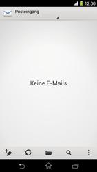 Sony Xperia Z1 - E-Mail - Konto einrichten - Schritt 4