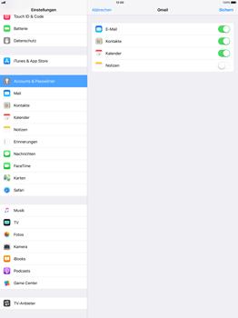 Apple ipad-pro-12-9-inch-mit-ios-11 - E-Mail - Konto einrichten (gmail) - Schritt 8