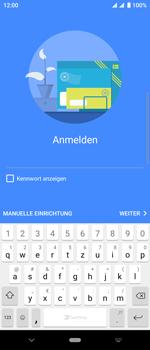 Sony Xperia 10 - E-Mail - Konto einrichten (outlook) - Schritt 9