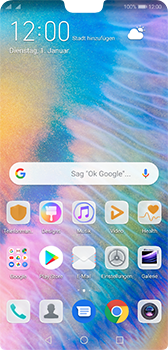 Huawei P20 - Android Pie - E-Mail - 032a. Email wizard - Gmail - Schritt 2