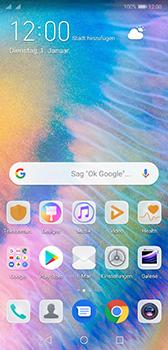 Huawei P20 - Android Pie - E-Mail - Konto einrichten (gmail) - Schritt 2