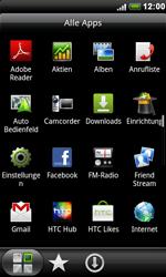 HTC S510e Desire S - Internet - Manuelle Konfiguration - Schritt 12